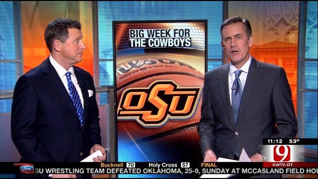 Oklahoma Ford Sports Blitz: February 8