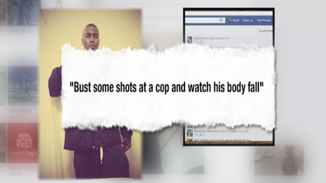 Police Investigating More Online Threats