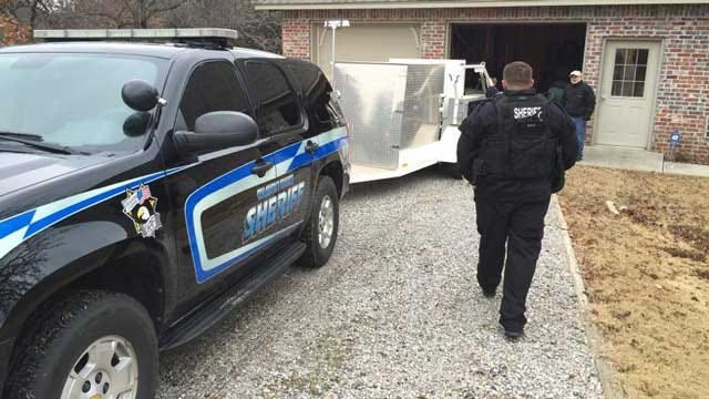 Bomb Squad Destroys Grenade Found At Oklahoma County Home