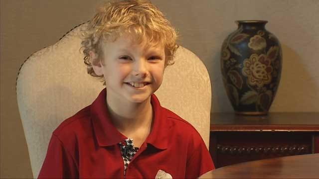 Edmond Boy Donates College Football Championship Tickets To Make-A-Wish