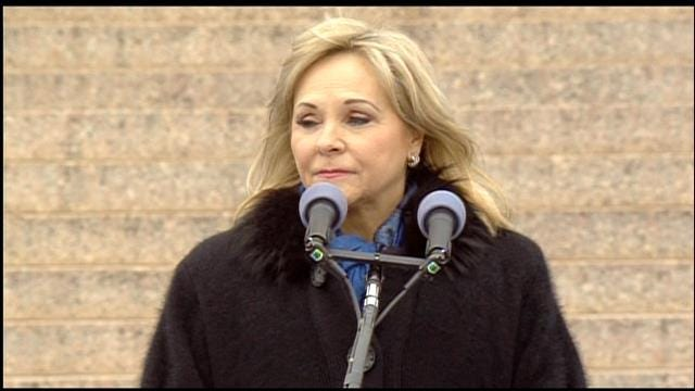 Fallin Vows To Make Education, Health, Prisons A Priority