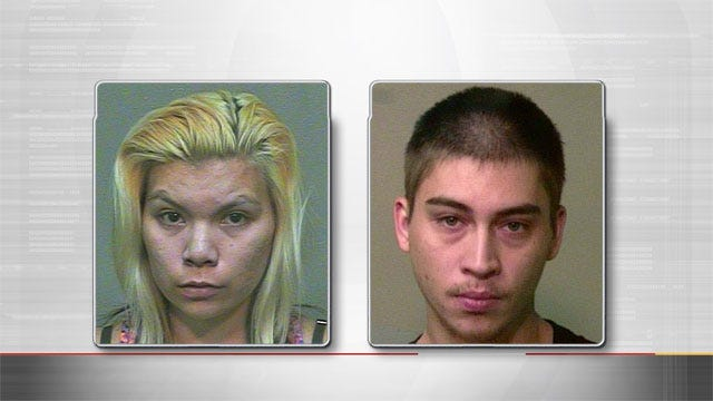 Two Arrested On Drug Charges And Child Abuse In OKC