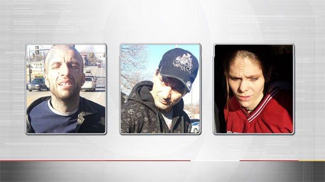 Authorities Arrest 3 Following Pursuit, Short Manhunt In OKC