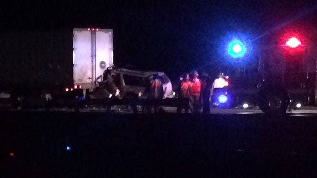 Highway Patrol Reports Fatal Crash In SE OKC