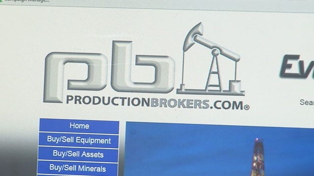 Oil And Gas Companies Sell Unused Equipment During Downturn