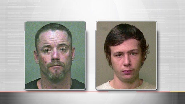 Two Arrested In OKC For Drive-By Shooting Death Of Teen