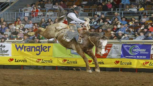 The International Finals Rodeo Coming To OKC
