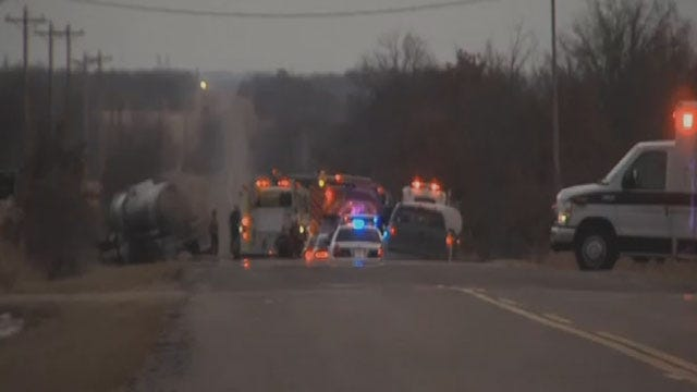 Woman, 2 Children Killed In Two-Vehicle Collision In Stephens Co.
