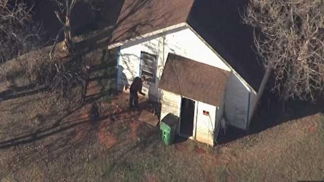 Neighbors React To Sentinel Police Chief Shooting
