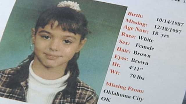 New Search Warrant Request For DNA In Oklahoma 1997 Cold Case