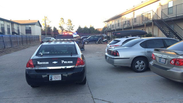 Norman Standoff Ends After Four Suspects Surrender