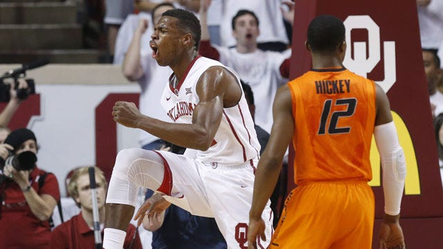 OU Basketball: Sooners Rediscover Offensive Flow In Bedlam Romp