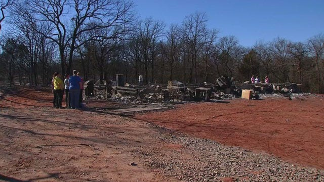 Logan County Family Speaks Out After Losing Everything In Wildfire