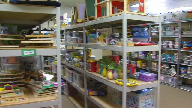 Metro Non-Profit Organizations Offers 'Toy Library'