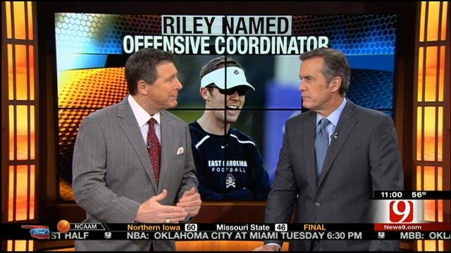 Oklahoma Ford Sports Blitz: January 18