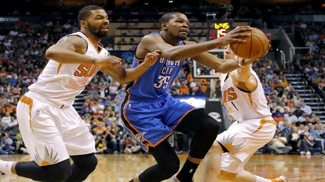 Chasing The Suns: Thunder's Time To Strike Has Arrived