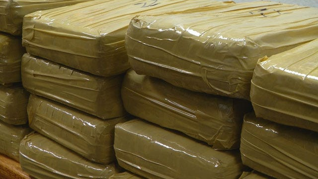 Cocaine Seized In Canadian County