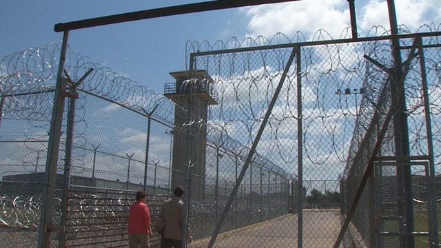 Governor Mary Fallin Calls For Prison Reform