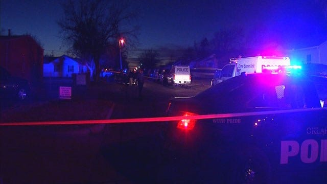 Investigation Continues Into Two Deadly Shootings In OKC Metro