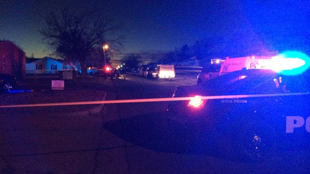 Neighbors React After Deadly Shooting IN SW OKC