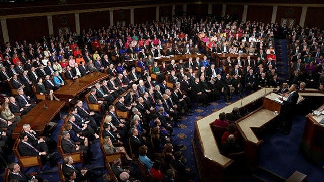Obama Declares Turning Point For The Nation In His State Of The Union