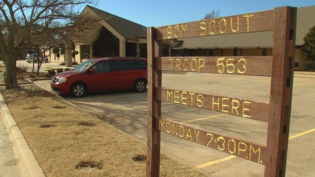 Thieves Steal Boy Scouts' Trailers From Bethany Church Parking Lot