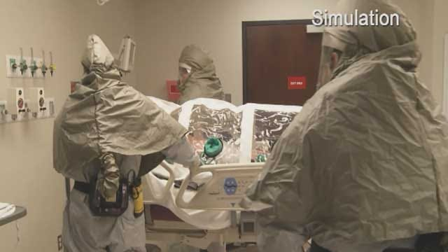 Oklahoma Health Officials Unveil Infectious Disease Unit