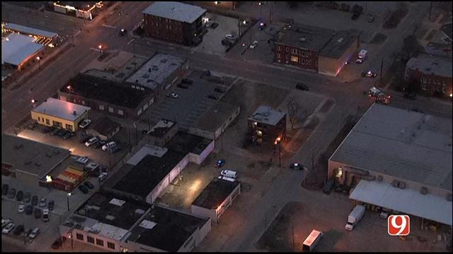 Police Investigated Suspicious Bag Discovered In Midtown OKC