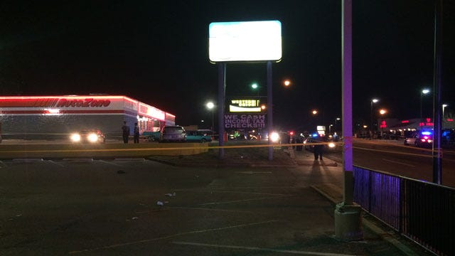 Victim Identified In Deadly Shooting Outside NE OKC Auto Parts Store
