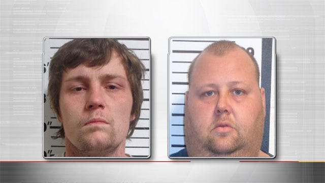 2 Arrested In OK On Drug Complaints After Being Accused Of Exposing Selves