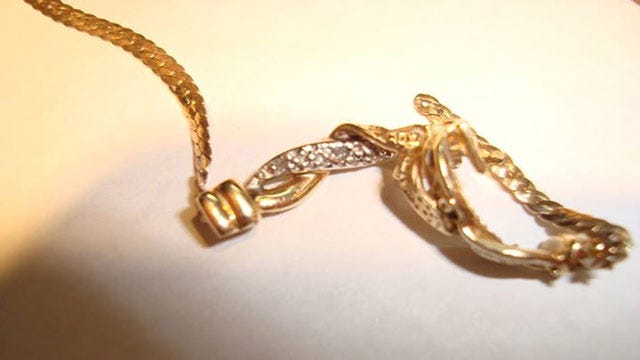 Authorities In Shawnee Search For Stolen Jewelry Victim