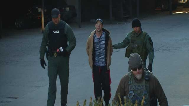 OBN Pursuit To Dismantle Ponca City Meth Ring