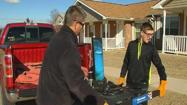 Viewer Helps An OKC Woman Paralyzed By A Gunman