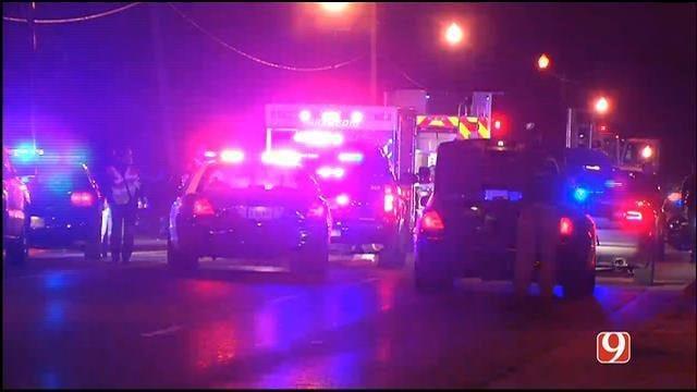 Crews Investigate Deadly Crash In Edmond