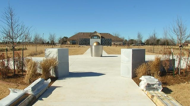 OKC Cremation Garden Uses Apps, GPS To Locate Loved Ones