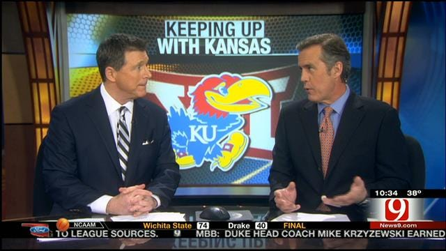 Oklahoma Ford Sports Blitz: January 25