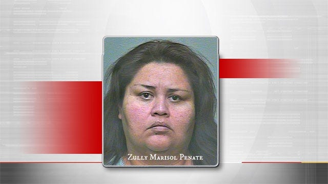 Over $60K In Meth Found During Traffic Stop In SW OKC