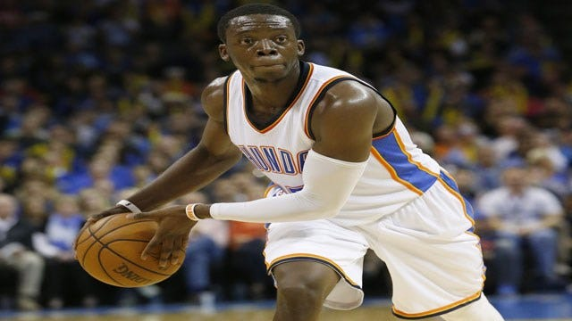 We Got This: Bench Scores 45 To Lift Thunder Past Wolves