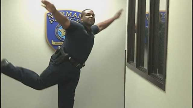 """Norman Police Release """"Frozen"""" Video To Recruit New Officers"""