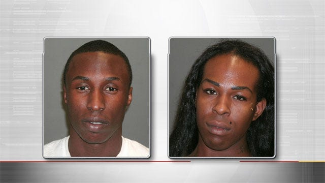 Police Identify Two Arrested Following Shooting, Chase In Edmond