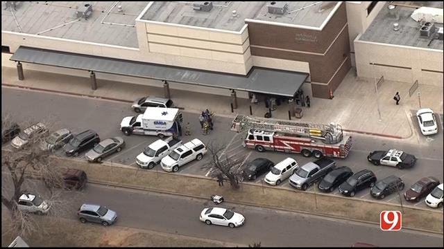 Pedestrian Hit By Car Near SW OKC Elementary School