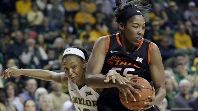 Second Half Drought Dooms Cowgirls In Waco