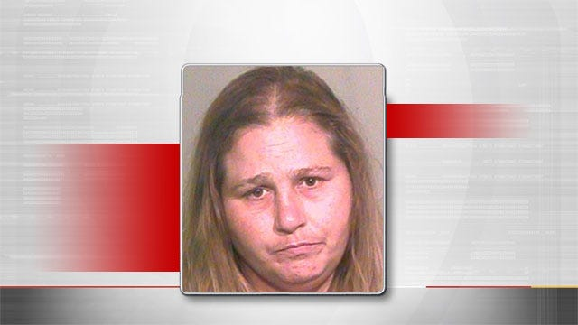 Authorities Say OKC Woman Starved Dog To Death In Small Cage