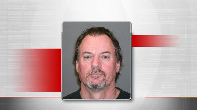 Edmond Police: Man Points Gun At Neighbor During Argument Over Barking Dog