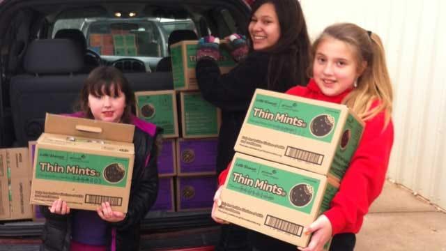 Girl Scouts Of Western Oklahoma Kicks Off Its Cookie Season