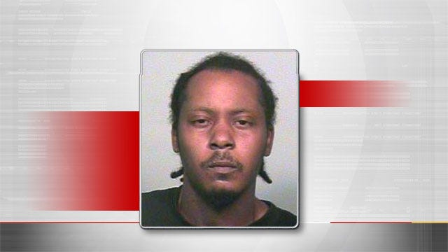 Officials Say OKC Man Allegedly Beats Dog, Then Piles Furniture On Top Of It