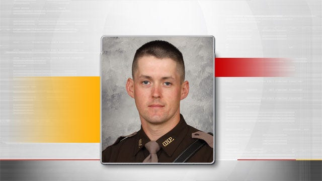 Authorities Say An OHP Trooper Was Killed In I-40 Wreck