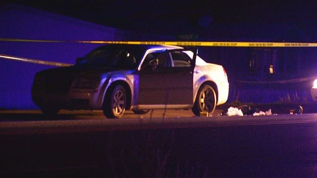 Man Shot Twice In Officer-Involved Shooting In Kingfisher Co.