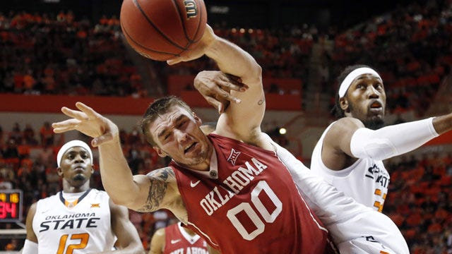 Sooners Rally In Second Half To Sweep Bedlam