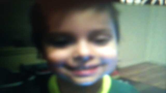 Missing Four-Year-Old Found